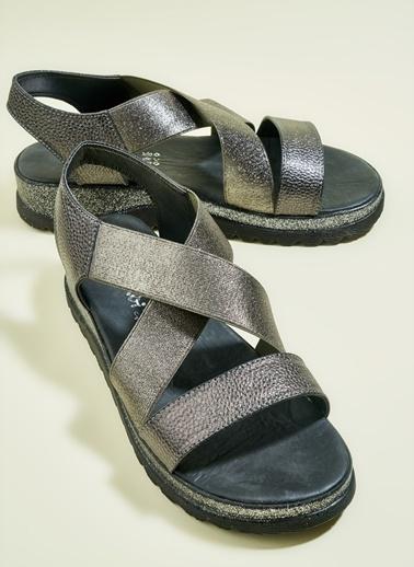 Bambi Sandalet Gümüş